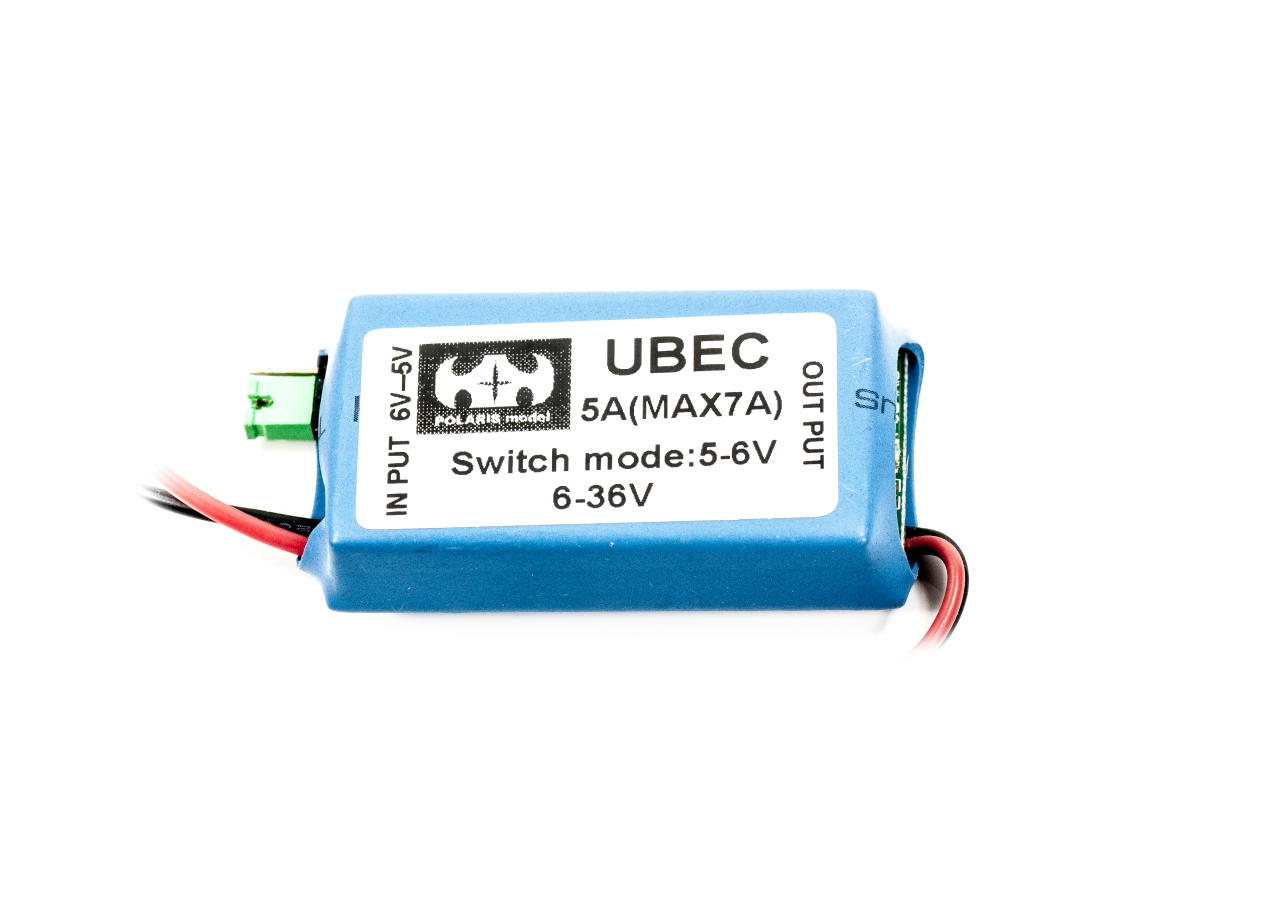 Regulator UBEC 5A (max 7,5A)